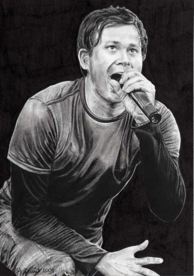 Tom DeLonge by crayon6B